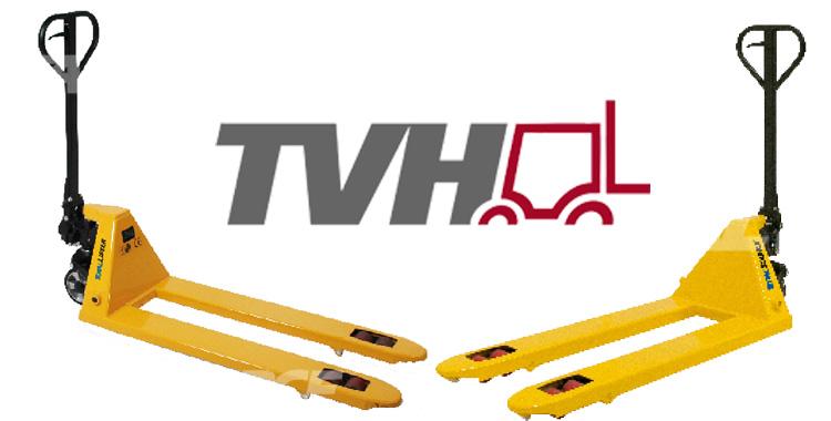 Ручные тележки TVH